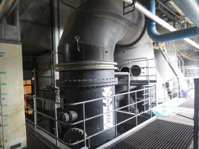 凝汽器胶球清洗装置和循环水二次滤网装置性能保证